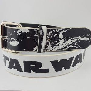 Star Wars Logo Belt